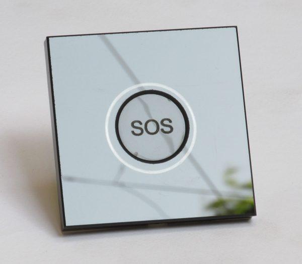 کلید درخواست اضطراری SOS